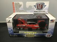 M2 Machines Red 1957 Chevy Bel Air Collectibles Corner Exclusive 492 Pieces