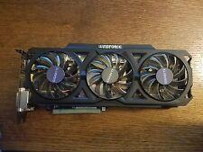 GIGABYTE Radeon R9 270X DirectX 11 GV-R927XOC-2GD 2GB 256-Bit GDDR5 AMD