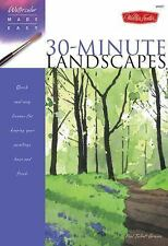 NEW - Watercolor Made Easy: 30-Minute Landscapes by Talbot-Greaves, Paul