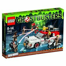 LEGO Ghostbusters™ 75828 Ecto-1 & 2 NEW NEW OVP MISB