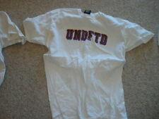 UNDEFEATED UNDFTD WHITE XL EXTRA LARGE T SHIRT SS SHORT SLEEVE NEW