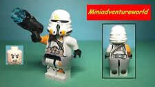 Lego GENUINE NEW Minifigure Airborne Clone Trooper 75036 Utapau Troopers sw523