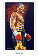 Anthony joshua contemporary art imprimé par patrick j. killian