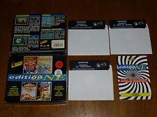 Edition ONE (XENON, Double Dragon, BACO DA SETA) - versione del disco-Commodore 64 (c64)