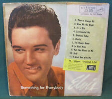 Elvis Presley LPM 2370 Something For Everybody LP Brazil Original