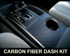 Fits Ford F-150 04-08 Carbon Fiber Interior Dashboard Dash Trim Kit Parts FREE S