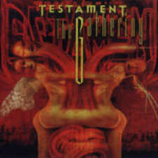 TESTAMENT THE GATHERING CD NEW