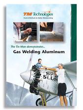 Gas Welding Aluminum (DVD) / metalworking / oxy acetylene