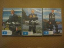 DOC MARTIN Series 1, 2 & 3 - AUSSIE DVD - 6 Discs - NEAR MINT