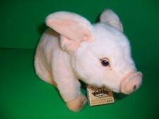 GANZ WEBKINZ SIGNATURE PIG NEW WITH SEALED CODE RETIRED WKS1012