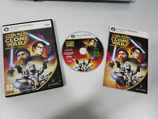 STAR WARS THE CLONE WARS HEROES DE LA REPUBLICA JUEGO PARA PC CD-ROM ESPAÑOL