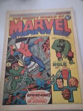 Mighty World of Marvel Issue 8 UK Comic