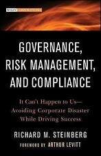 Wiley Corporate F&a Ser.: Governance, Risk Management, and Compliance : It...