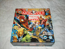 Marvel Heroes Monopoly Collector's Edition