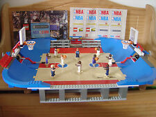 2003 Lego NBA Basketball Set 3433 The Ultimate Arena 100% complete & accurate .