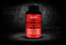 MuscleMEDS CARNIVOR BEEF AMINOS 300 TABS NEW Ultra-Concentrated