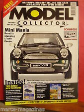 MODEL COLLECTOR MAG 2001 DECEMBER DAIMLER AMBULANCE CONRAD MAN FROM UNCLE THRUSH
