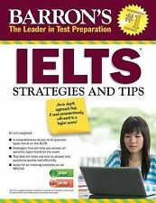 NEW - Barron's IELTS Strategies and Tips with MP3 CD by Lougheed, Dr. Lin
