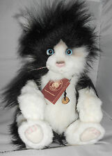 Charlie Bears ALLEY Cat / Kitten QVC Exclusive by Isabelle Lee RETIRED Rare VHTF