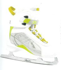 New DR SK33 soft boot women's ice figure skates size 9 sz womens ladies ladie's