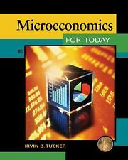NEW--Microeconomics for Today by Tucker--instructor's edition