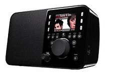 Logitech Squeezebox Radio Smart-Radio WLAN Radio Internetradio UE schwarz