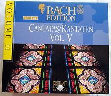 CD (s) - BACH EDITION 19 - Cantatas / Kantaten Vol. X - 5 CD-Set