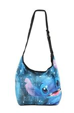 Disney Lilo & Stitch Galaxy Twinkle Ohana Crossbody Hobo Bag Tote Purse NWT!