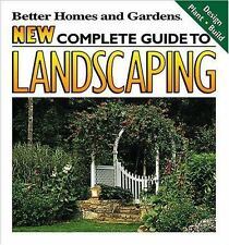 Better Homes and Garden Landscaping 2002 (0696218259)