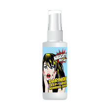 Travieso pero agradable DARINGLY garganta profunda numbing-Spray – no más censurando oral