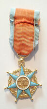 DECORATION - medaille MERITE SOCIAL grade OFFICIER  (5962J)