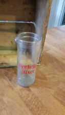 Vintage Small Glass Horlicks Drinks Mixer – Kitchenalia – Great! –
