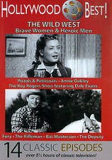 Hollywood Best! The Wild West: Brave Wom DVD