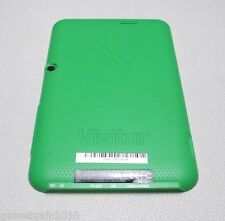 "Vivitar XO HD 7"" Tablet Replacement Back Cover Green"