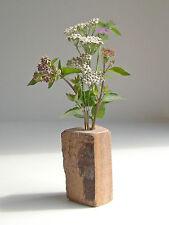 """Einzigartige, dekorative Holzvase - Natur-Pur - """"Woody"""""""