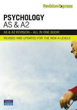 Revision Express AS and A2 Psychology Workbook Guide UNREAD Key Stage Five KS5