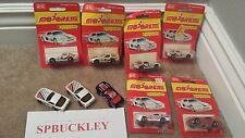 lot of 9 Majorette 200 Series  #215 or 268  Chevrolet Corvettes