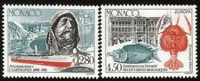 MONACO MNH 1994 Europa - Discoveries made by Prince Albert I