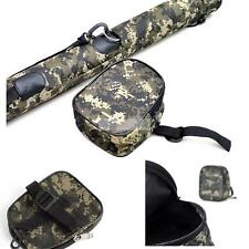 New Portable Fishing Reel MINI Bag Pocket Fishing Tackle Pouch Outdoors Sports