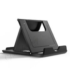 Cell phone Stand Tablet Foldable Multi-angle Desktop Holder for SAMSUNG iPhone