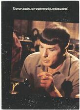 Spock Classic Star Trek Greeting Card 1985 #5511 MINT