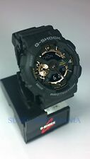 24 Hour Sale: NEW G-SHOCK CASIO GA110RG-1A ROSE GOLD BLACK MEN'S WATCH