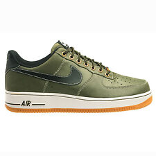 Nike Air Force 1 Workboot Pack Mens 488298-206 Medium Olive Sail Shoes Size 10
