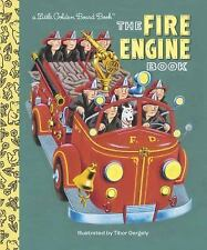 The Fire Engine Book (Little Golden Board Book)-ExLibrary