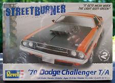 1970 Dodge Challenger T/A, 1:24, Revell Monogram 2596