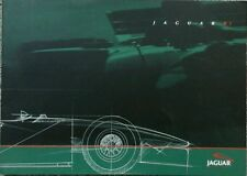 Jaguar Racing R1 Formula One Press Pack - 2000 #