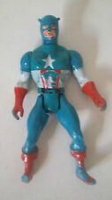 MARVEL SUPER HEROES SECRET WARS - CAPTAIN AMERICA - MATTEL 1984 RARE