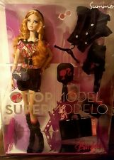 Barbie Summer Top Model first edition NRFB superbe Rare 2007