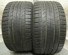 2 x CONTINENTAL 295/30 R19 100V 6,2 mm Winter Contact TS810S XL N0 Winterreifen