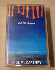 Cassette Tape K7 - Turkey - Sealed : Paul Mc Cartney - Off The Ground